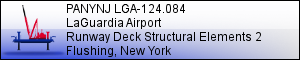 PANYNJ LGA-124.084: Rehabilitation of Runway Deck Structural Elements 2 - QUEENS, NY