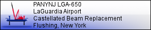 PANYNJ LGA-650: Replacement of Castellated Beams at LaGuardia Airport - FLUSHING, NY